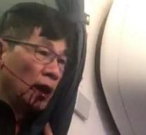 Injured passenger sues United Airlines to