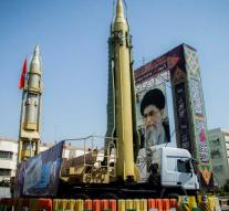 Iran doubles number of missile tests