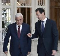 Iraq and Syria discuss cooperation