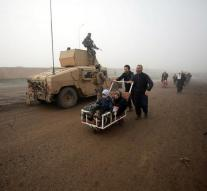 Iraq confirms recapture throughout eastern Mosul