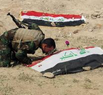 Iraq depends IS fighters for mass execution