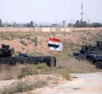 Iraqi army takes in all the oil fields