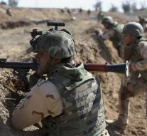 Iraqi soldiers slain by US attack