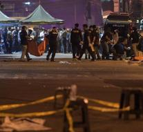 IS also demands attack bus station Jakarta