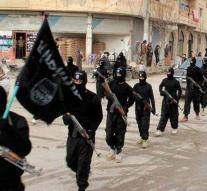 ISIS-Caliphate shrinks