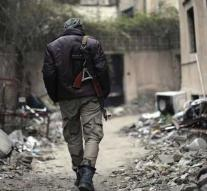 IS conquers piece of East Ghouta