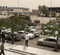 IS demands attack from the Tripoli election office