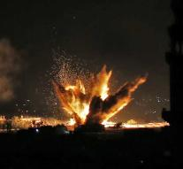 'Israel bombs Hamas TV station'