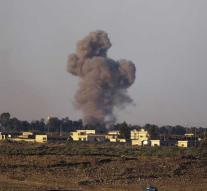 Israel shoots Syrian aircraft from the air
