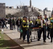 Israelis death by stabbing Jerusalem