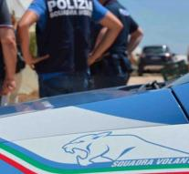 Italian arrested for HIV infections