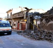 Italy: 10 million for aid victims Etna