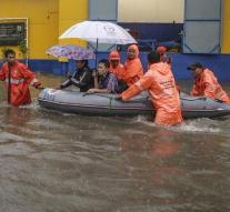 Jakarta is partly under water