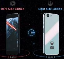Japanese can Star Wars smartphone