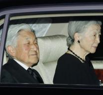 Japanese emperor to renounce throne