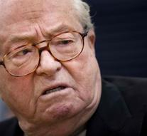 Jean-Marie Le Pen properly excluded from FN