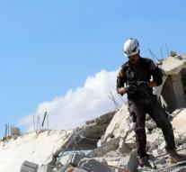 Jordan: hundreds of White Helmets to the West