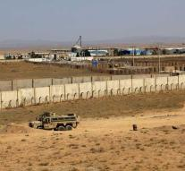 Jordan-Syria border open again after years