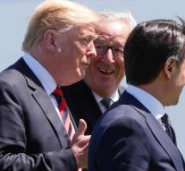 Juncker: Trump called me a 'killer'