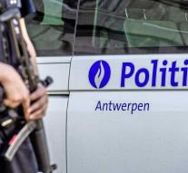 Just joins Antwerp bank robbers