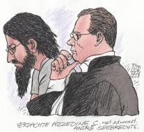 Justice 'forgets' jihad suspect case
