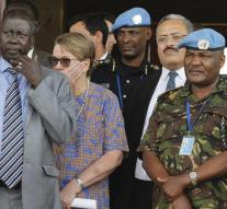 Kenya from peacekeeping mission for South Sudan