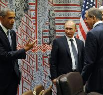 Kerry talks with Putin and Lavrov on Syria