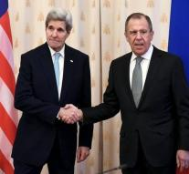 Kerry wants to solve conflict with Russia Syria