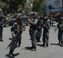 Kill at attack Iraqi embassy Kabul