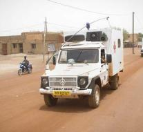 Kill by attack on UN-based Mali