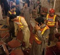 Kill by suicide attack Pakistan