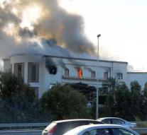 Kill by suicide on Libya ministry