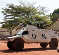 Killed in protest against peacekeepers in CAR
