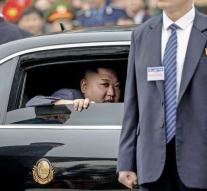 Kim Jong-un arrived in Vietnam: the images