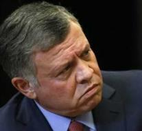King Jordan wants the prime minister to resign