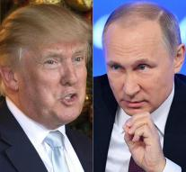 Kremlin: No secret conversation Trump and Putin