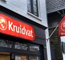 Kruidvat discriminated blind customer
