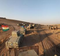 Kurds are advancing towards Mosul