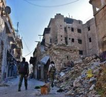 Large rebel group supports file Syria not