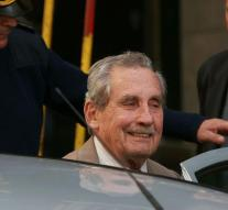 Last dictator Uruguay deceased