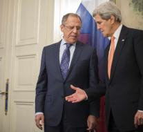 Lavrov and Kerry calls on Syria