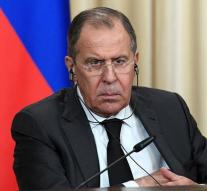 Lavrov will also show diplomats