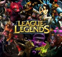 League of Legends delivers 1.6 billion per year