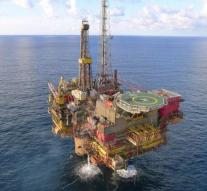 Legend oil disappears from North Sea