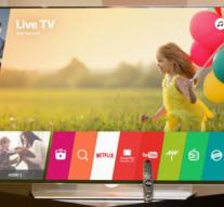 LG creates streams of TV channels