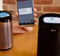 LG launches hub for smart home appliances