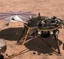 Live: does NASA mission InSight successfully land on Mars?