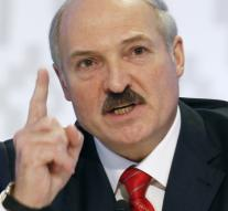 Lukashenko unconcerned about criticism