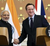 London and New Delhi modern partnership