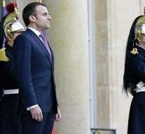 Macron introduces remembrance day terrorism